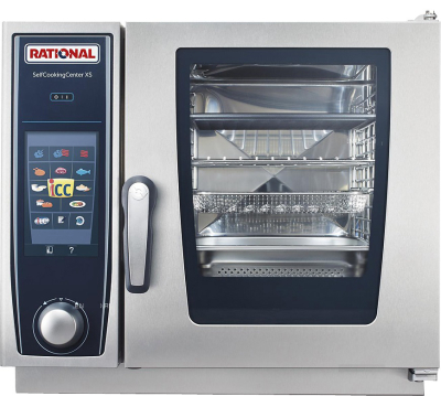 Пароконвектомат RATIONAL SelfCookingCenter® XS